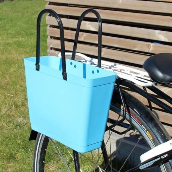 Cykelkorg Svart - Barn 55501