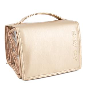 Bilde av LE Mary Kay® Roll-Up Bag Gold (unfilled)